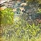 *Sarah Raphael (1960-2001) A LANDSCAPE STUDY Oil, Sarah Raphael, Click for value