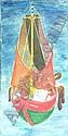 Rachel Reckitt (1908-1995) A FISHING BOAT Signed,, Rachel Reckitt, Click for value