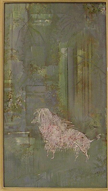 Mary Kessell (1914-1977), 'Annabelle', 1957,