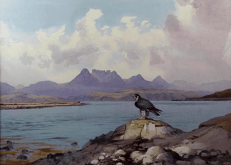 John Cyril Harrison (1898-1985) BEN LAYAL