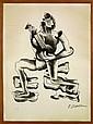 *Ossip Zadkine (French/Russian 1890-1967),