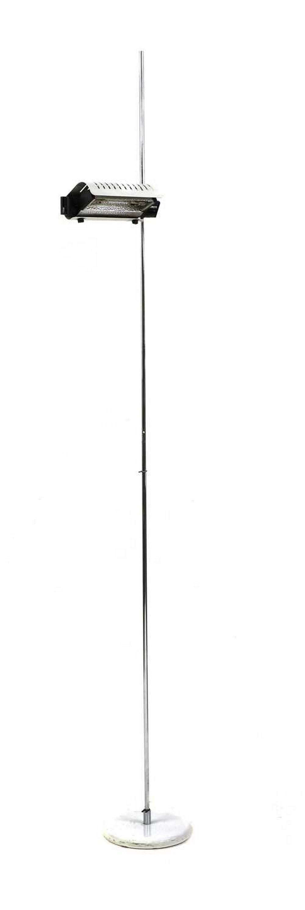 A 'Model 626' floor lamp,