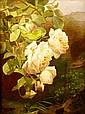 Alexandre Debrus (French 1843-1905), STILL LIFES