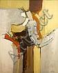 Adrian Heath (British, 1920-1992) PAINTING ORANGE, Adrian Heath, Click for value