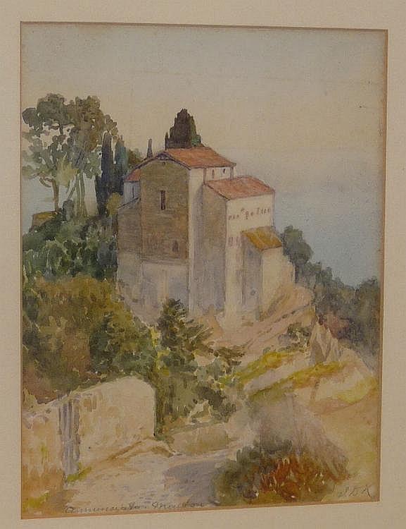 John Dalzell Kenworthy (1858-1954), Annonciata