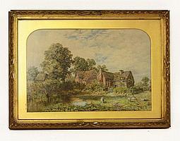 Henry 'Harry' Baker (fl.1849-1875), A LANDSCAPE