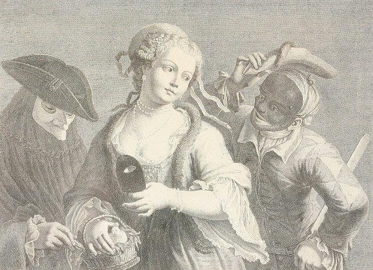 Niccolo Cavalli, after Francesco Maggiotto,