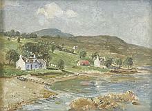 *Herbert Royle (1870-1958)'DUNAN, ISLE OF SKYE'S