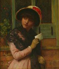 John Bagnold Burgess RA (1830-1897)