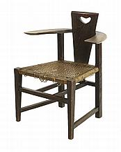 An 'Abingwood' chair, designed by George Walton,