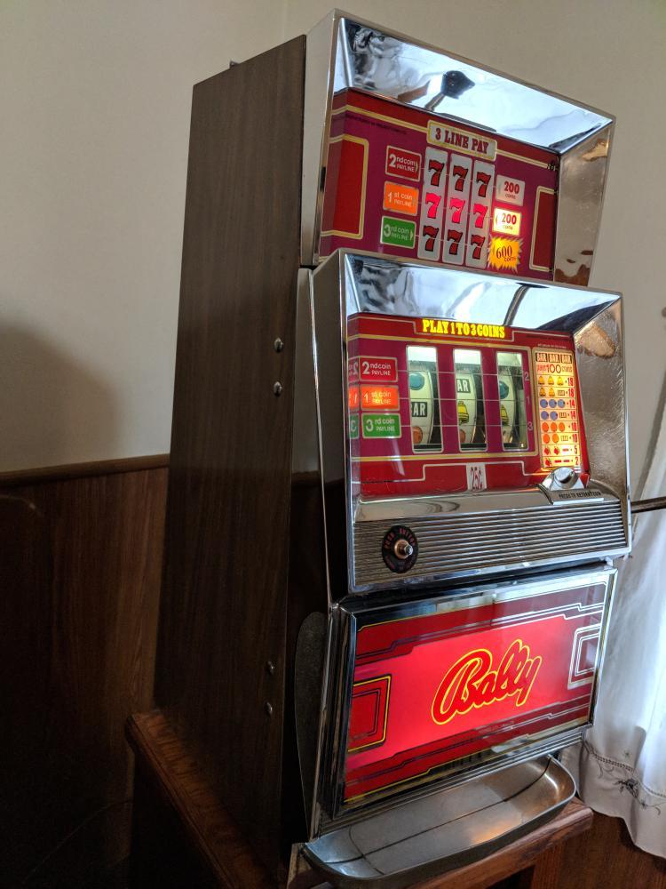 List Of Bally Slot Machines