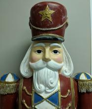 6' Tall Nutcracker Statue