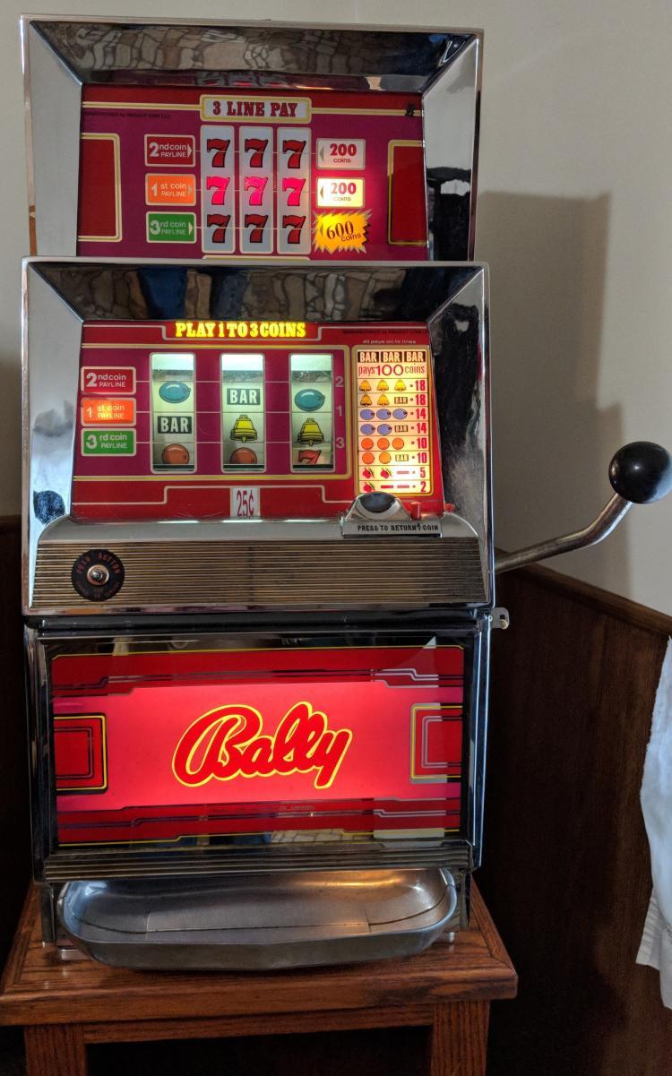 Ballys Slot Games