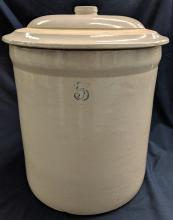 Large Stoneware Crock