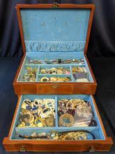 Lot 1: Vintage Costume Jewelry