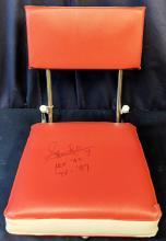 Lot 3: Signed Patriots Stadium Seat