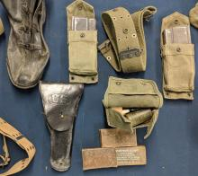 Lot 19: WWII Era Soldier's Archive