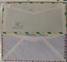 Lot 28: 4 Binders Full of Signed First Day Covers