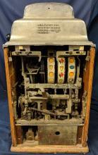 Lot 30: Ca. 1946 Jennings Standard Chief Slot Machine