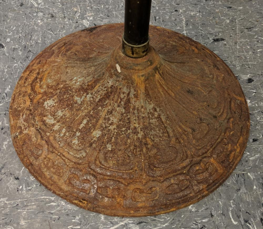 Lot 51: Large Cross on Stand