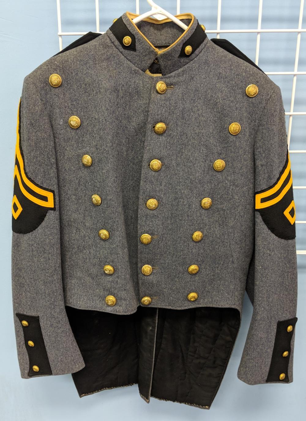 Military Academy Coat