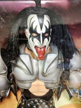 Lot 58: Large Gene Simmons Kiss Doll in Box