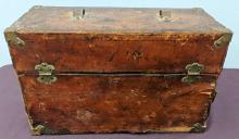 Lot 62: Ca. 1900 Besson Bb Cornet in Original Case