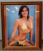 Lot 67: Bo Derek Poster in Frame