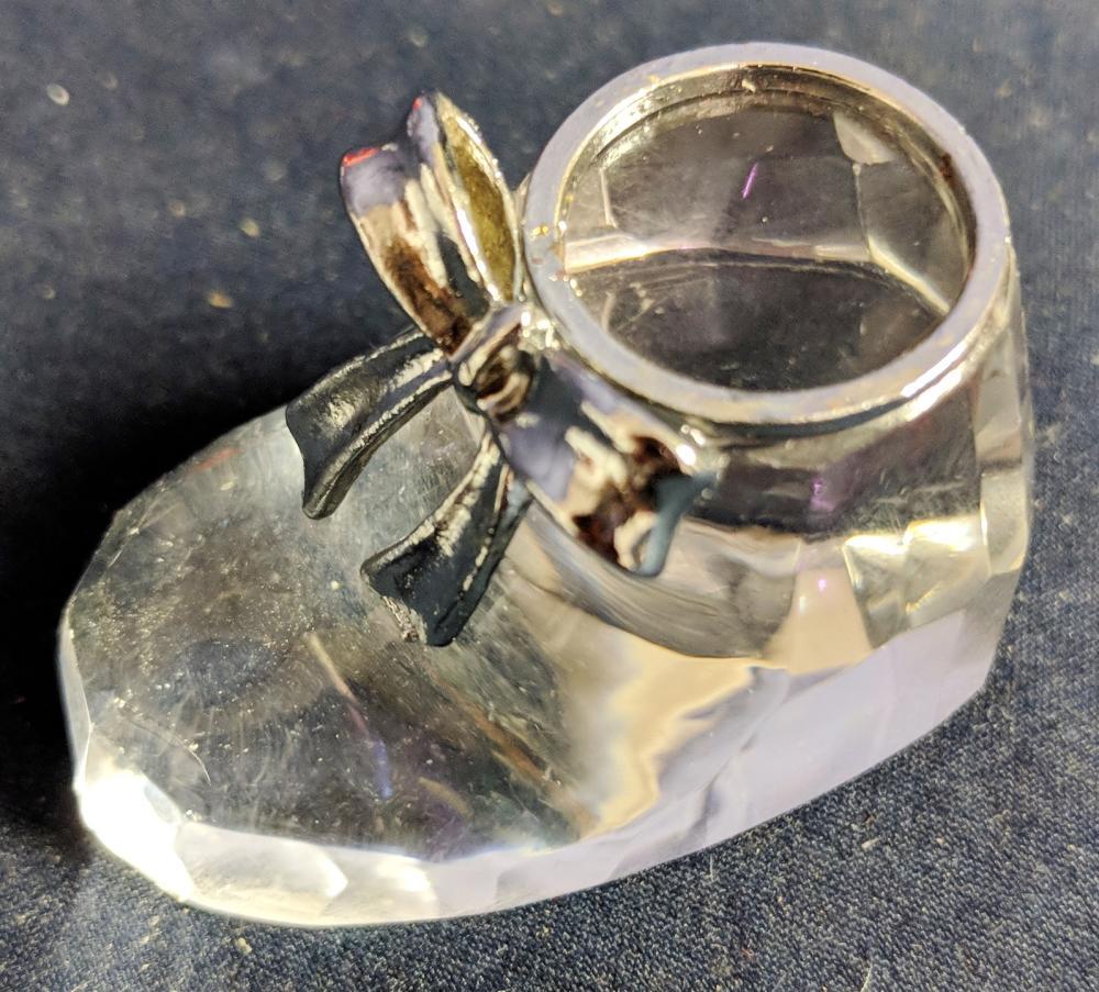Lot 80A: Three Swarovski SCS Crystal Figures