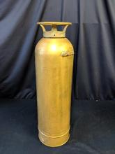 Lot 102: Pyrene Antique Fire Extinguisher