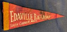 Lot 15A: Six Early Local Pennants