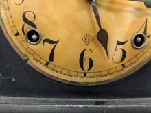 Lot 107: Gilbert Mantle Clock
