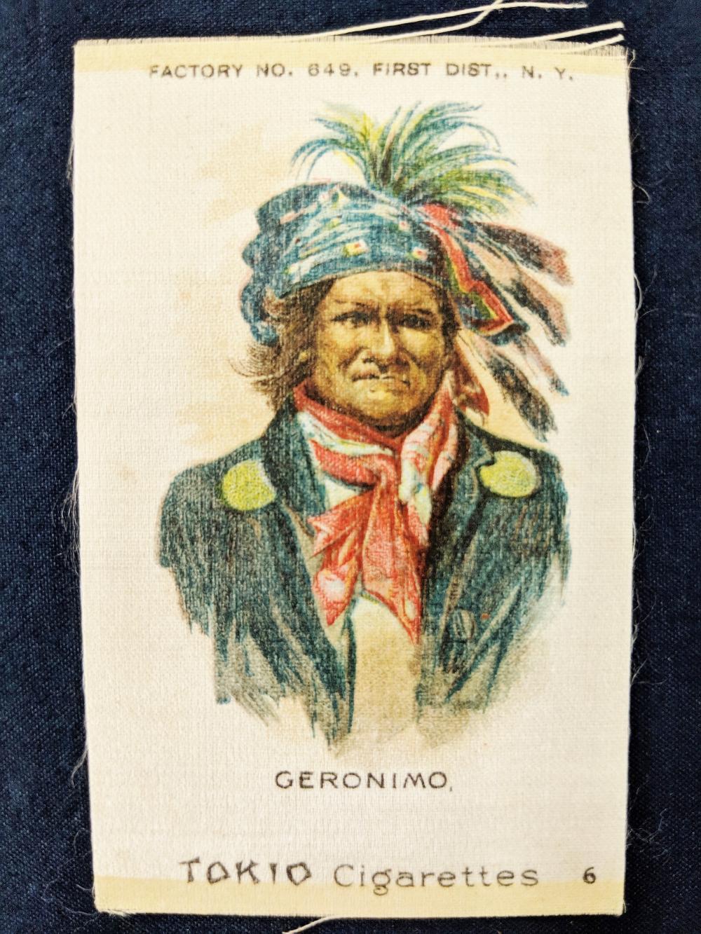Native American Tobacco Silks