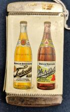 Lot 92A: Tadcaster Ale Match Case