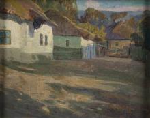Kalvoda Alois 1875–1934: Cottages