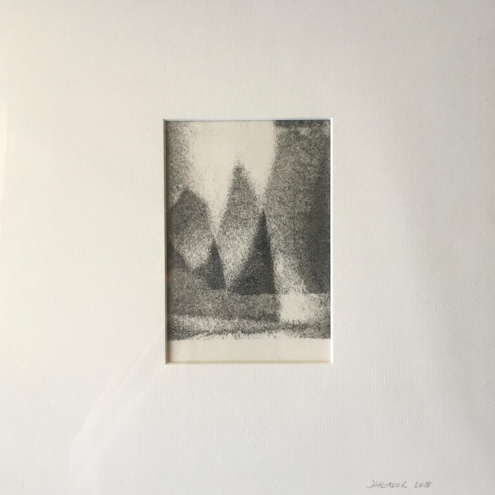 Jackie Hudson Lalor - Moments Apart / Winter Forest / Winter Garden