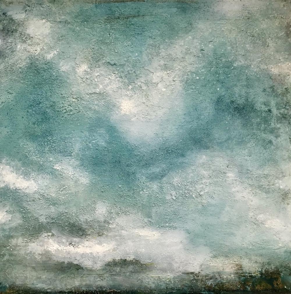 Michael Mc Swiney - Sky over abandoned land