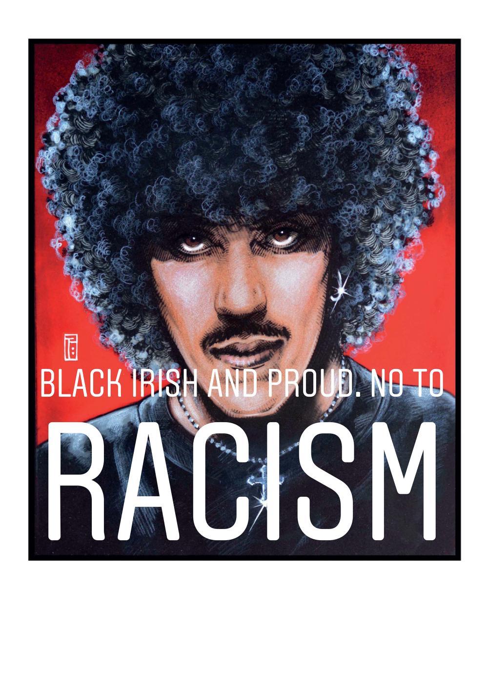 Jim FitzPatrick - No To Racism