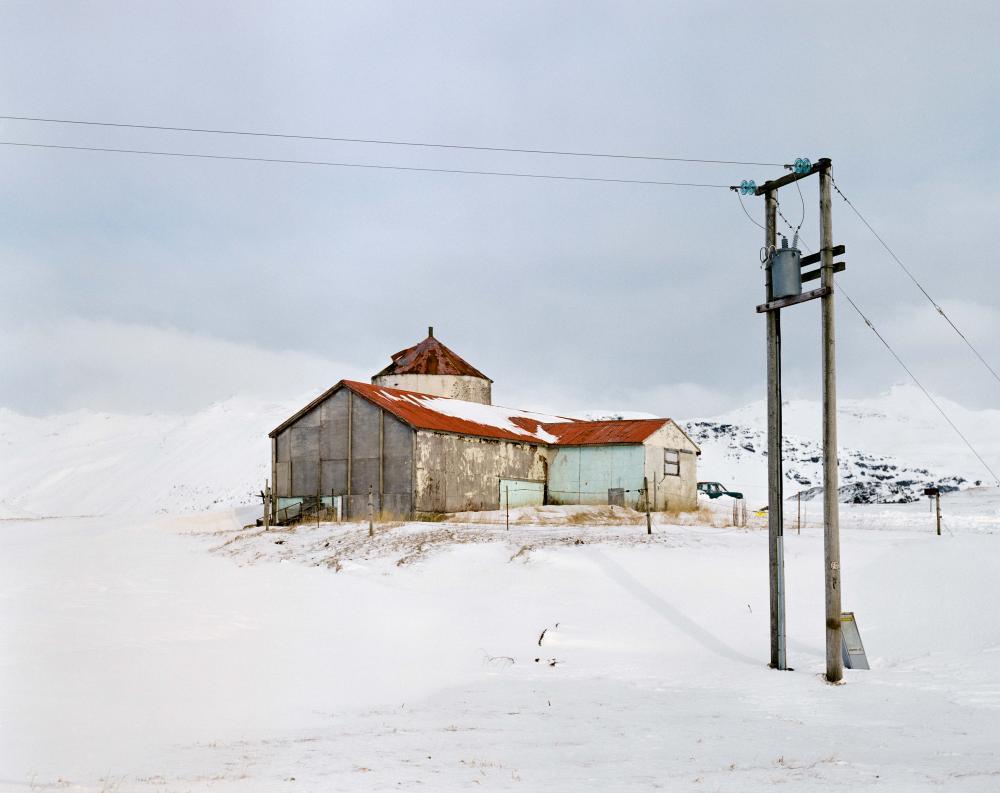 Neil J Smyth - Farmhouse near Höfn