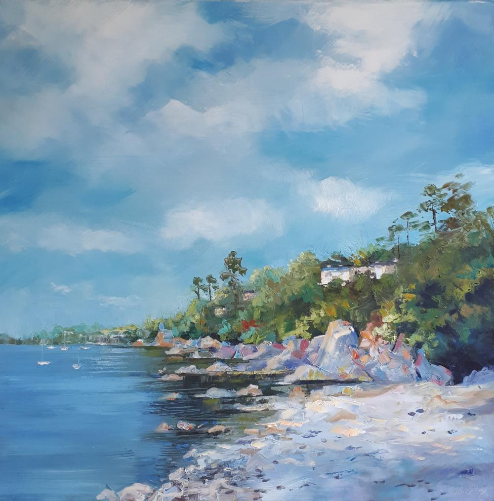 Orlagh M Murphy - From a quiet cove in Glandore, West Cork
