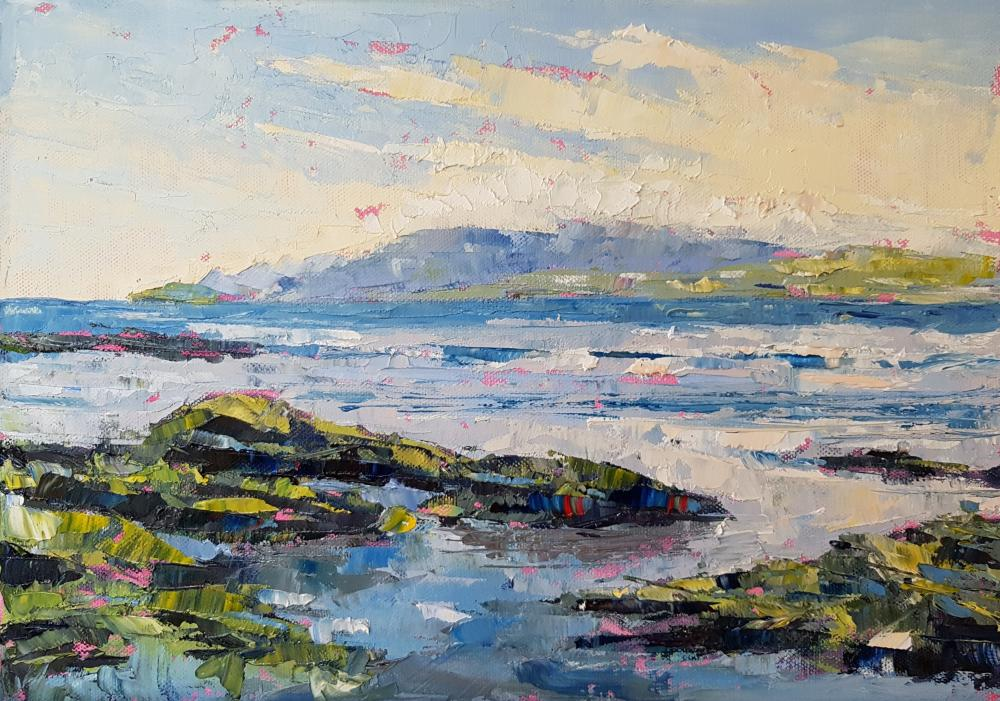 Phelim Donfield - Keel Strand, Achill