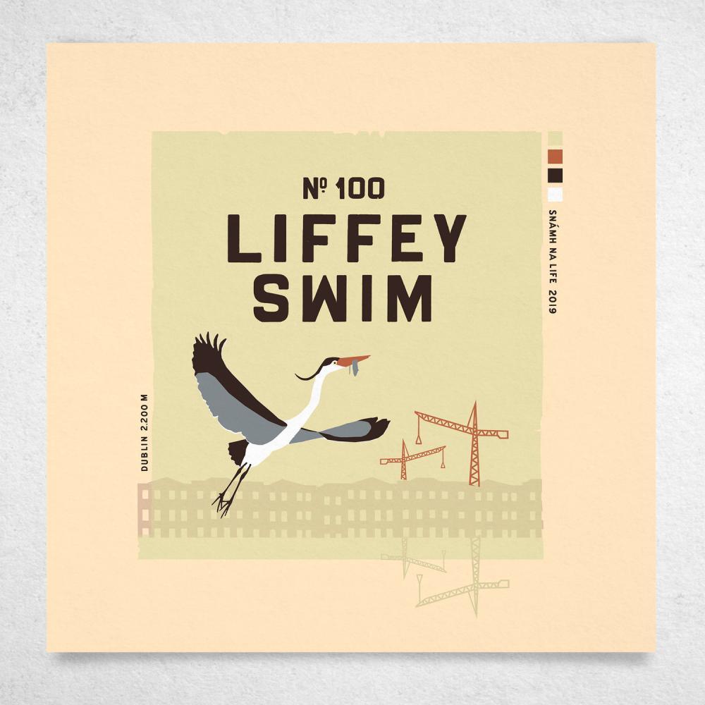 Annie Atkins - Liffey Swim
