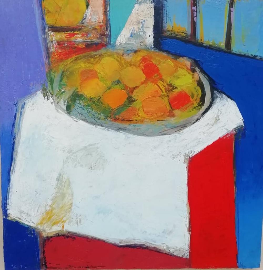 Cormac O'Leary - Auribeau Still life