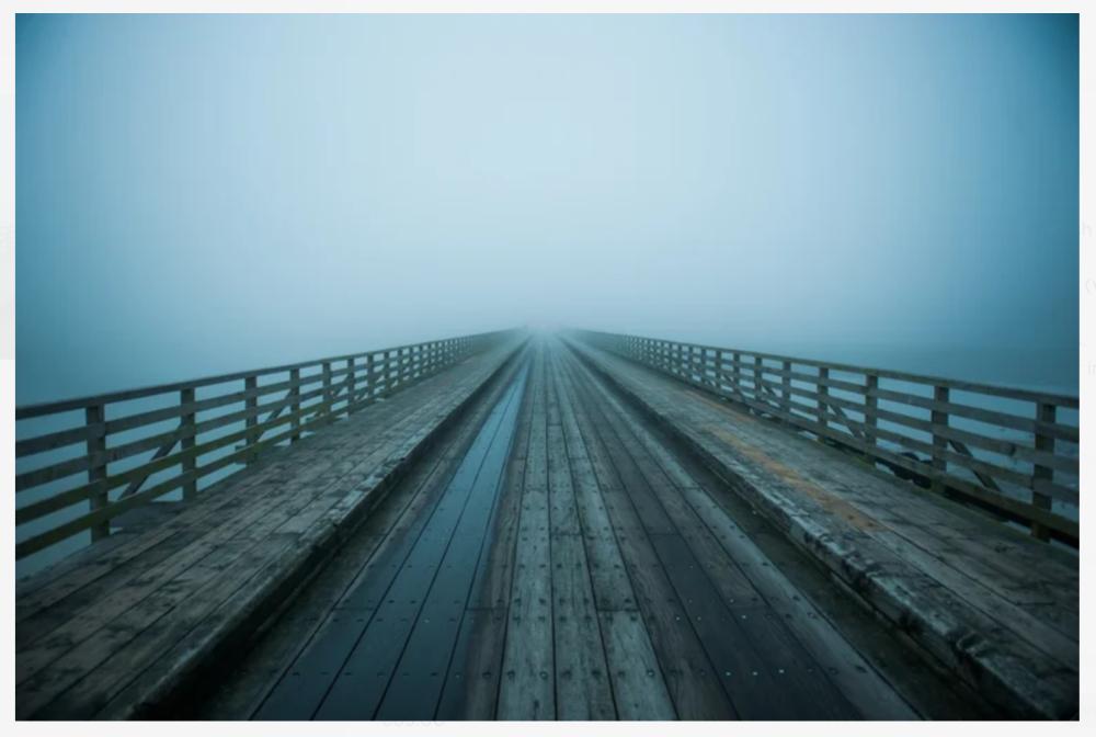 Ruth Medjber - The Wooden Bridge