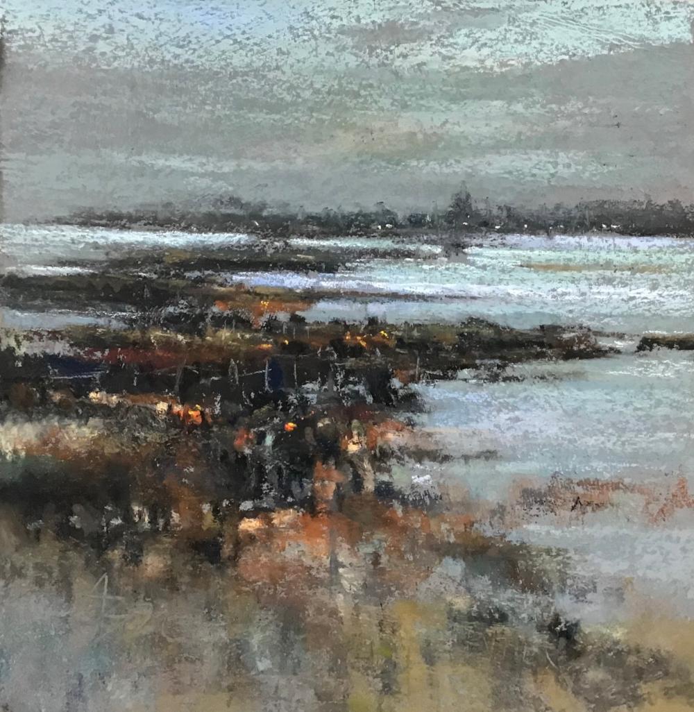 Aidan Butler - Evening Calm - Coastal Series # 31
