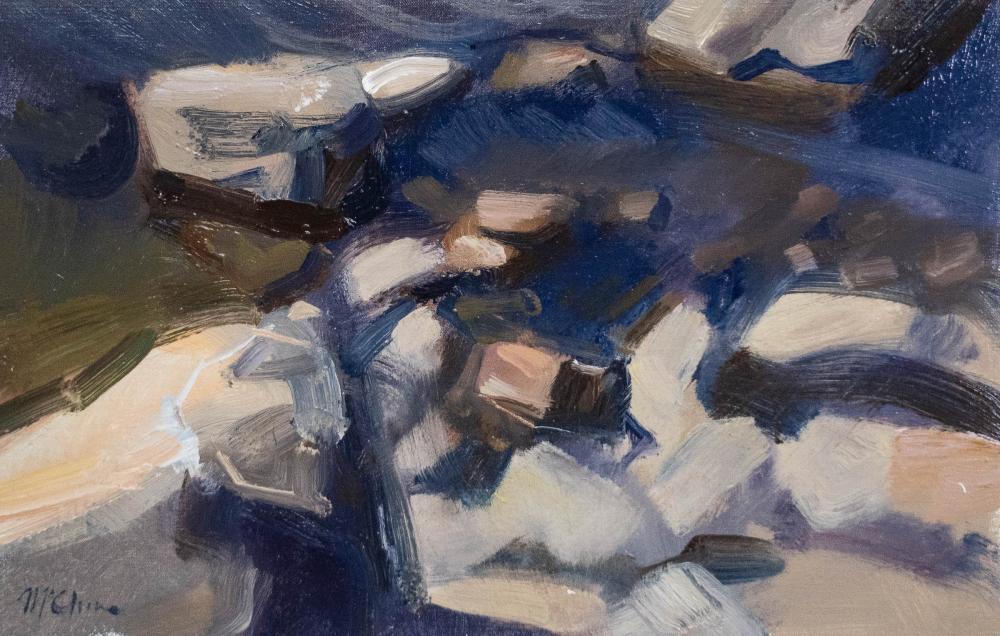Ewan McClure - Deep Blue Shallows