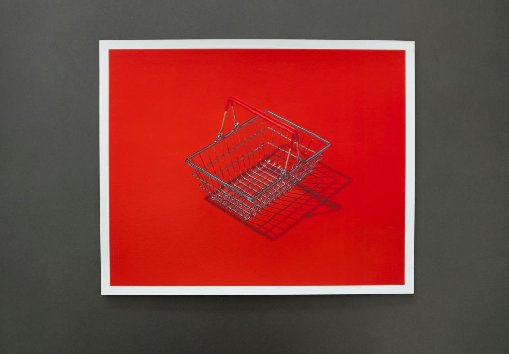Sarah Doyle - lost in the supermarket