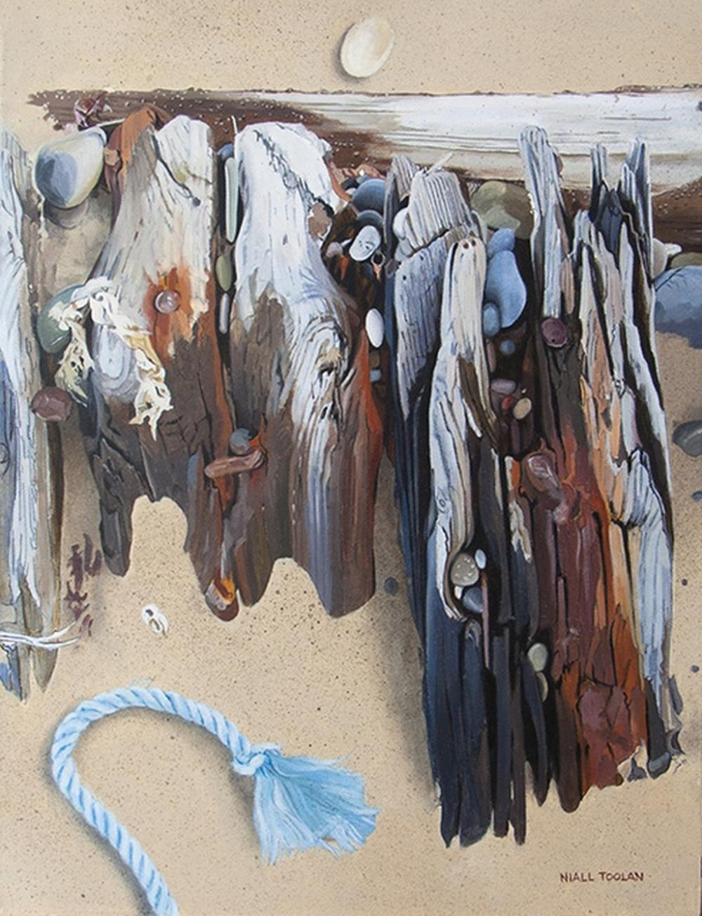 Niall Toolin - Beach Life II