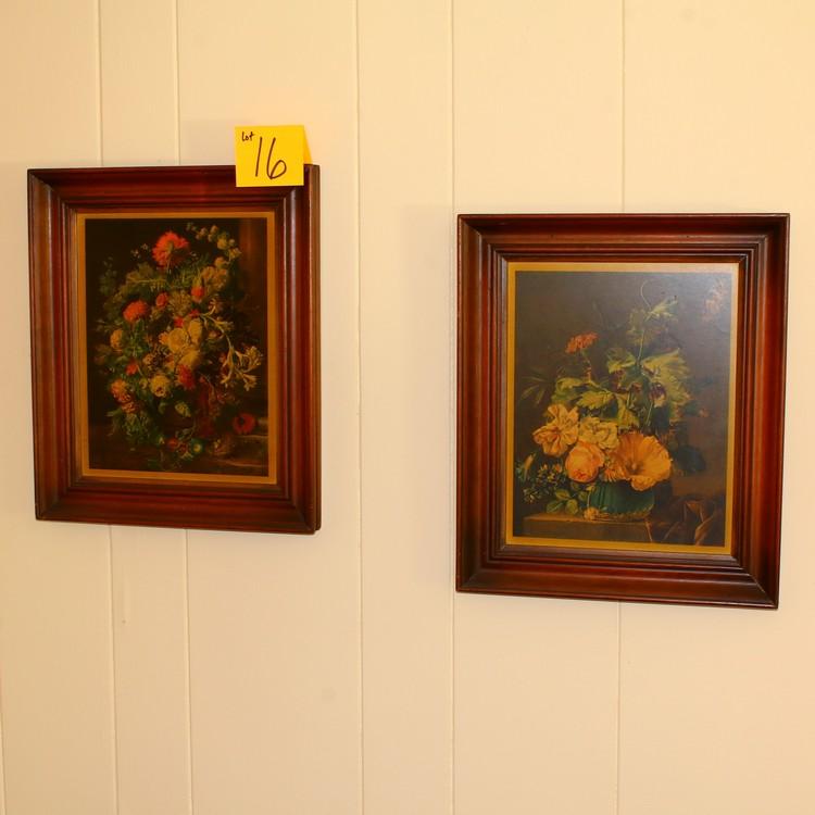 Four Framed Art