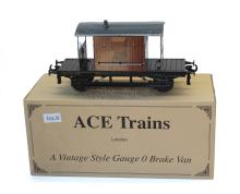 ACE Trains G4/1L O-gauge 3-rail Brake Van